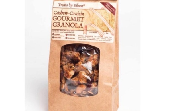 Cashew-Craisin Gourmet Granola