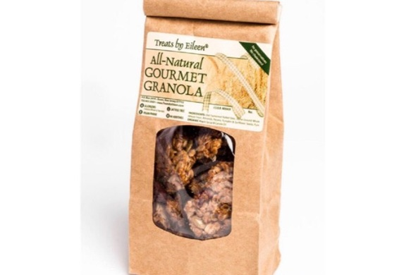 All-Natural Gourmet Granola