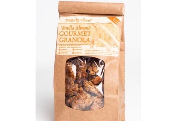 Vanilla Almond Gourmet Granola