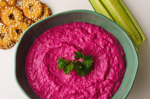 Hummus Joonam - Beet