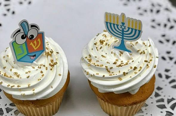 Chanukah Cupcakes (Assorted)