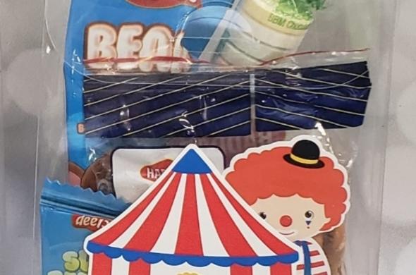 Circus themed Shalach Manos