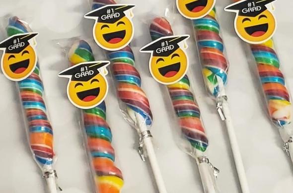 Graduation Candy Stick