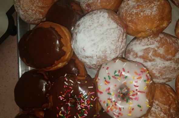 Donuts / Sufganiyot