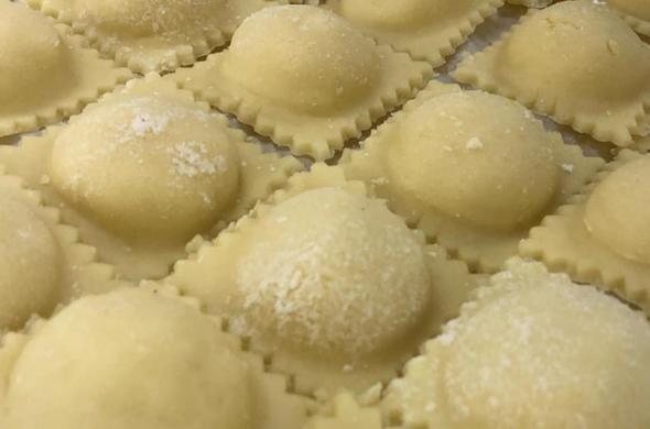 Gluten Free Cheese Ravioli (Passover)