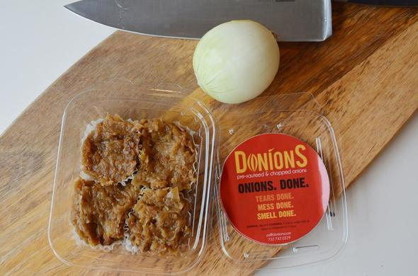 Donions - Sliced