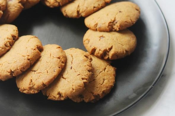 Peanut Butter Cookies (Organic)