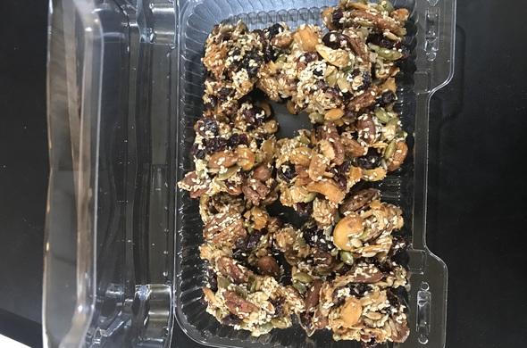 Nut Crunch