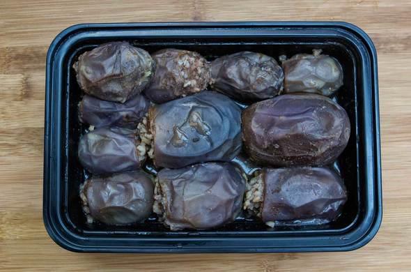 Stuffed Eggplants (Passover)