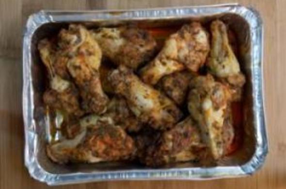 Grilled Chicken Gourmettes