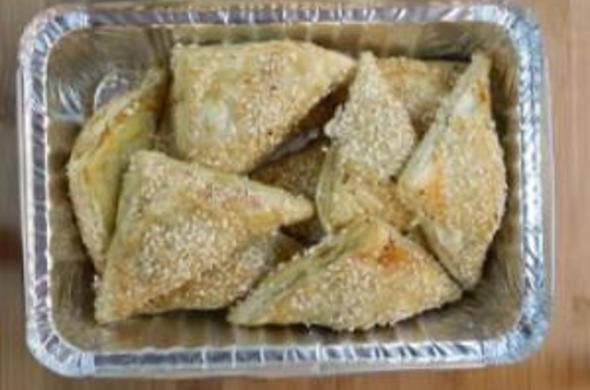 Beef Bourekas