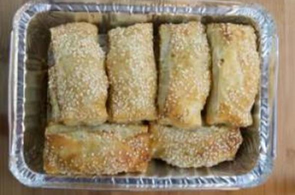 Potato Bourekas
