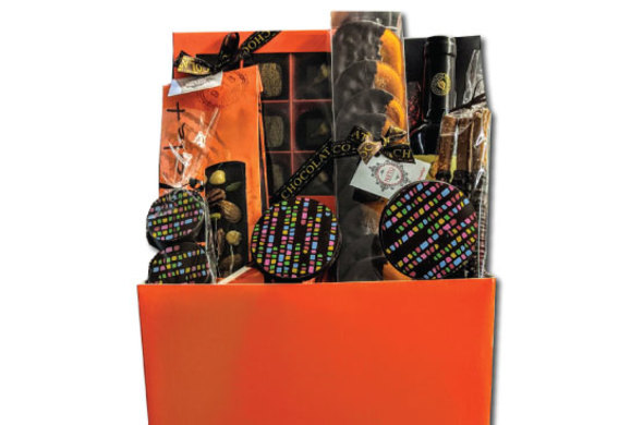 Artisan Chocolate Purim Package - Large