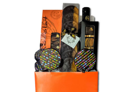 Artisan Chocolate Purim Package - Medium