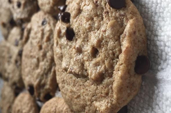 Classic Chocolate Chip cookies (Spelt)