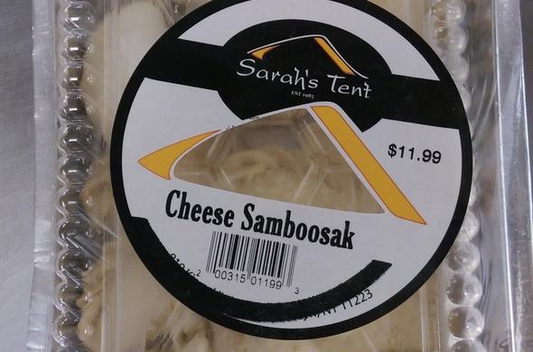 Cheese Samboosak