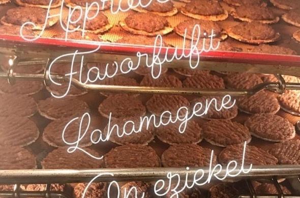 FlavorfulFit Approved Mini Lahamagene On Ezikiel