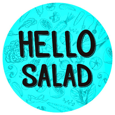Hello Salad Gourmet Dressings