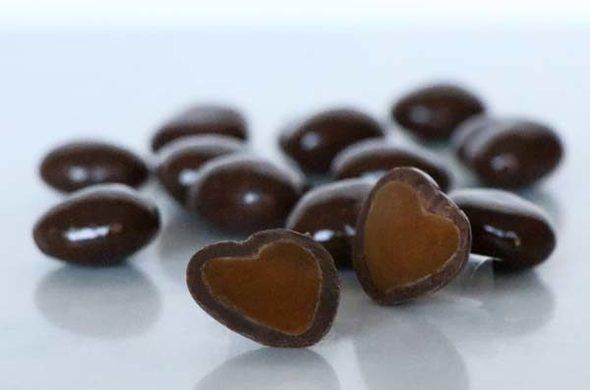 Coffee Caramel Beans