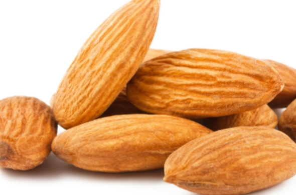 Natural Raw Almonds