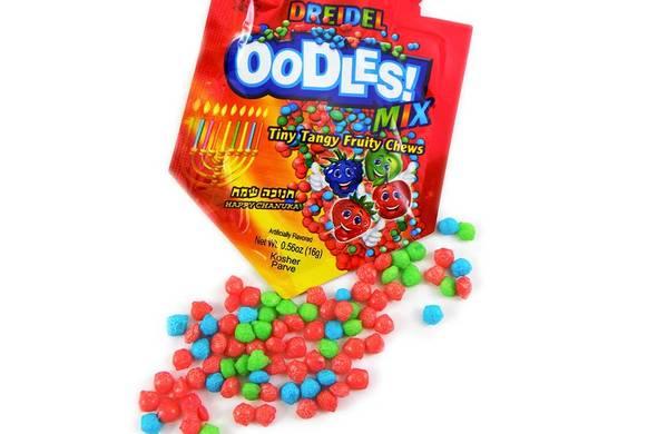 Dreidel Oodles Candy
