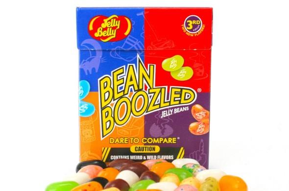 Bean Boozled Jelly Beans Box