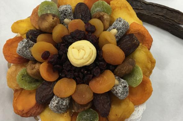 Dried Fruit Gift Platter