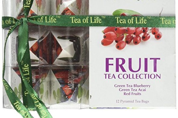 Tea Of Life Super Fruit Tea Gift Collection