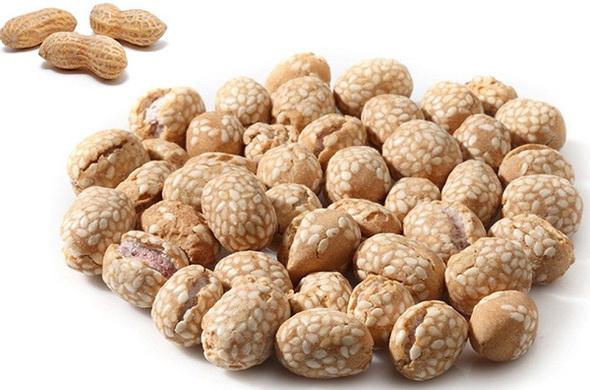 Kabukim Peanuts