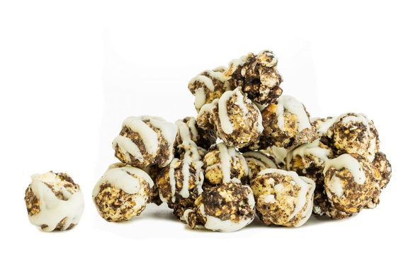 Cookies & Cream Artisanal Popcorn