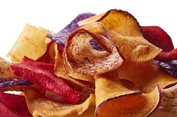Vegetable Medley Chips