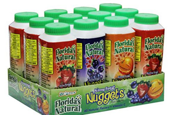 Florida's Natural Fruit Nuggets