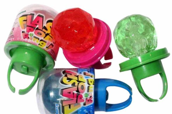 Flash Pop Ring