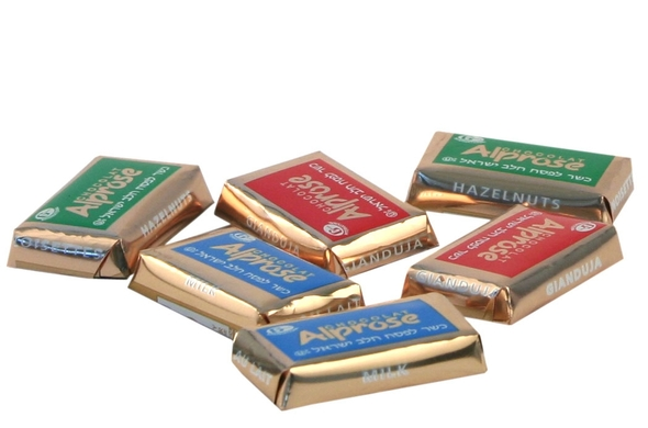 Swiss Chocolate Napolitains