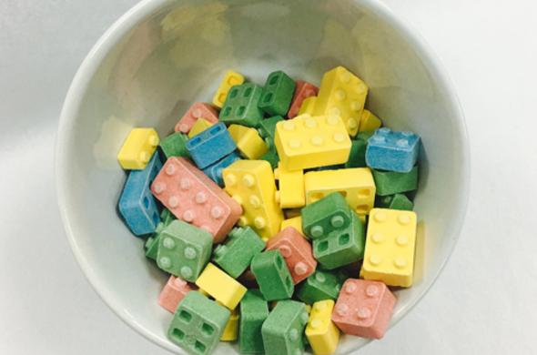 Candy Lego Bloxs