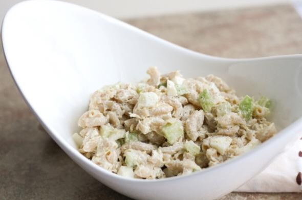 Homemade Tuna Salad (Passover)