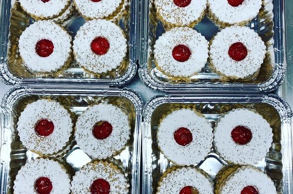 Tart Cookies
