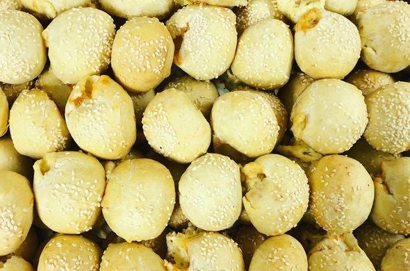 Cheese Sambousak (Passover)