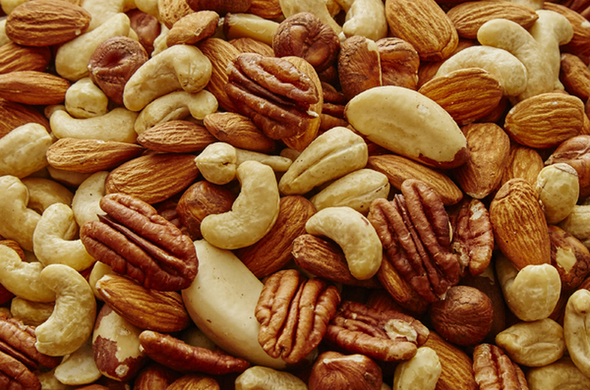 Raw Nuts (Passover)