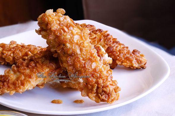Rice Krispy Chicken
