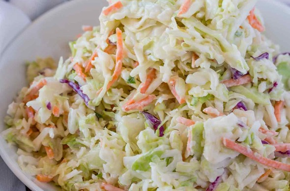 Cole Slaw (Passover)