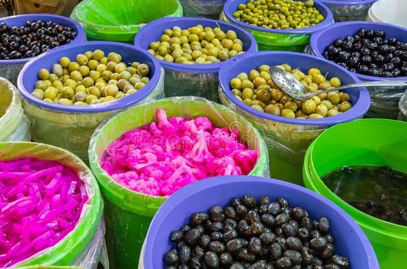 Pickles & Olives (Passover)