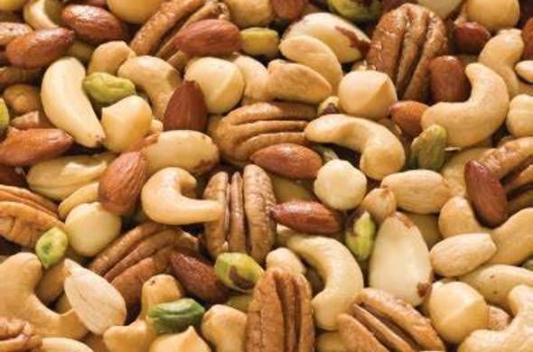 Roasted Nuts & Seeds