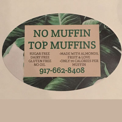 No Muffin Top Muffins
