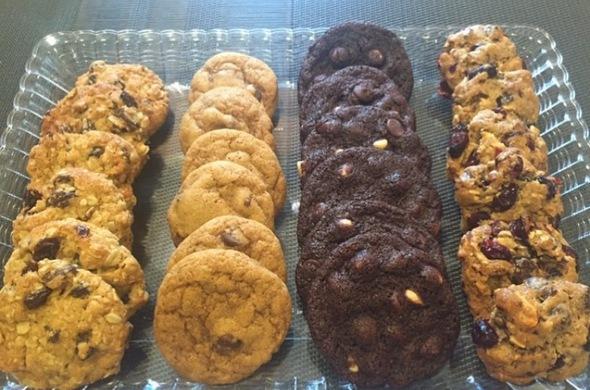A Perfect Cookie Platter (16 asst)