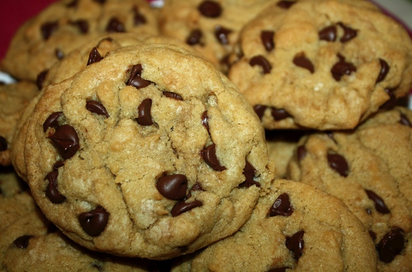 Chocolate Chip Cookies (Passover)