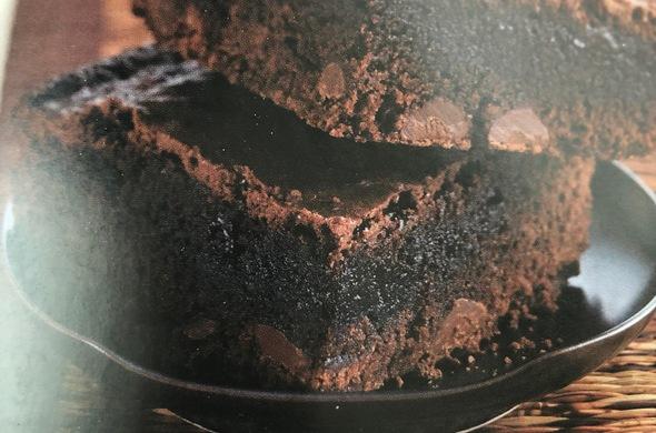 Chocolate Fudge Brownies (Passover)