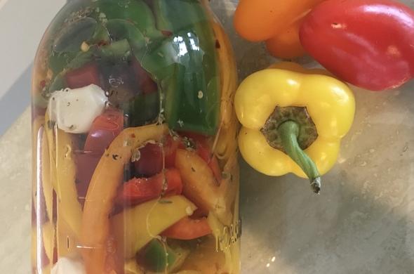 Pepper Pickles