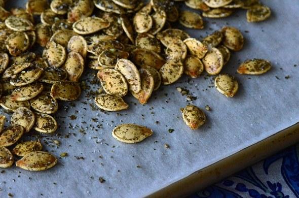 Roasted Pumpkin Seeds / Bizzir / Libb