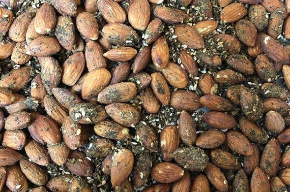 Mediterranean Almonds